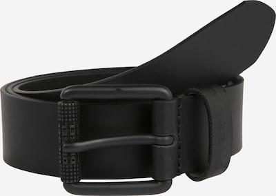 DIESEL Ledergürtel 'B-TROGO' in schwarz, Produktansicht