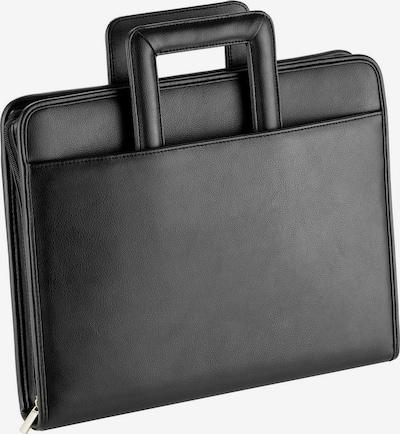 D&N Briefcase in Black, Item view