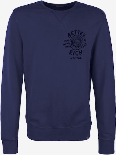 BETTER RICH Sweatshirt 'UNIVERSITY ACID' in blau / navy, Produktansicht