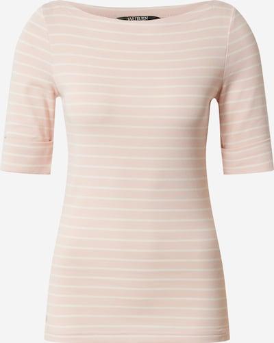 rózsaszín Lauren Ralph Lauren Póló 'JUDY-ELBOW SLEEVE-KNIT', Termék nézet