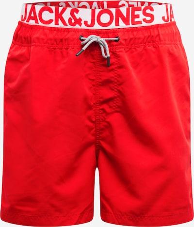 JACK & JONES Szorty kąpielowe w kolorze czerwonym, Podgląd produktu