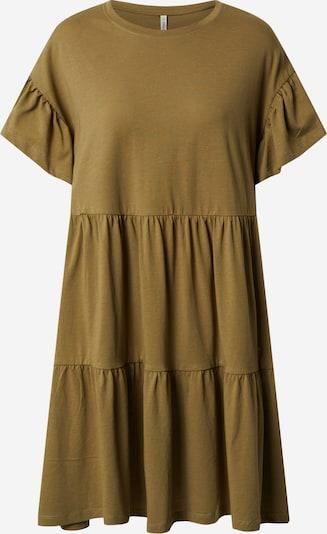ONLY Kleid 'ONLMAY' in oliv, Produktansicht