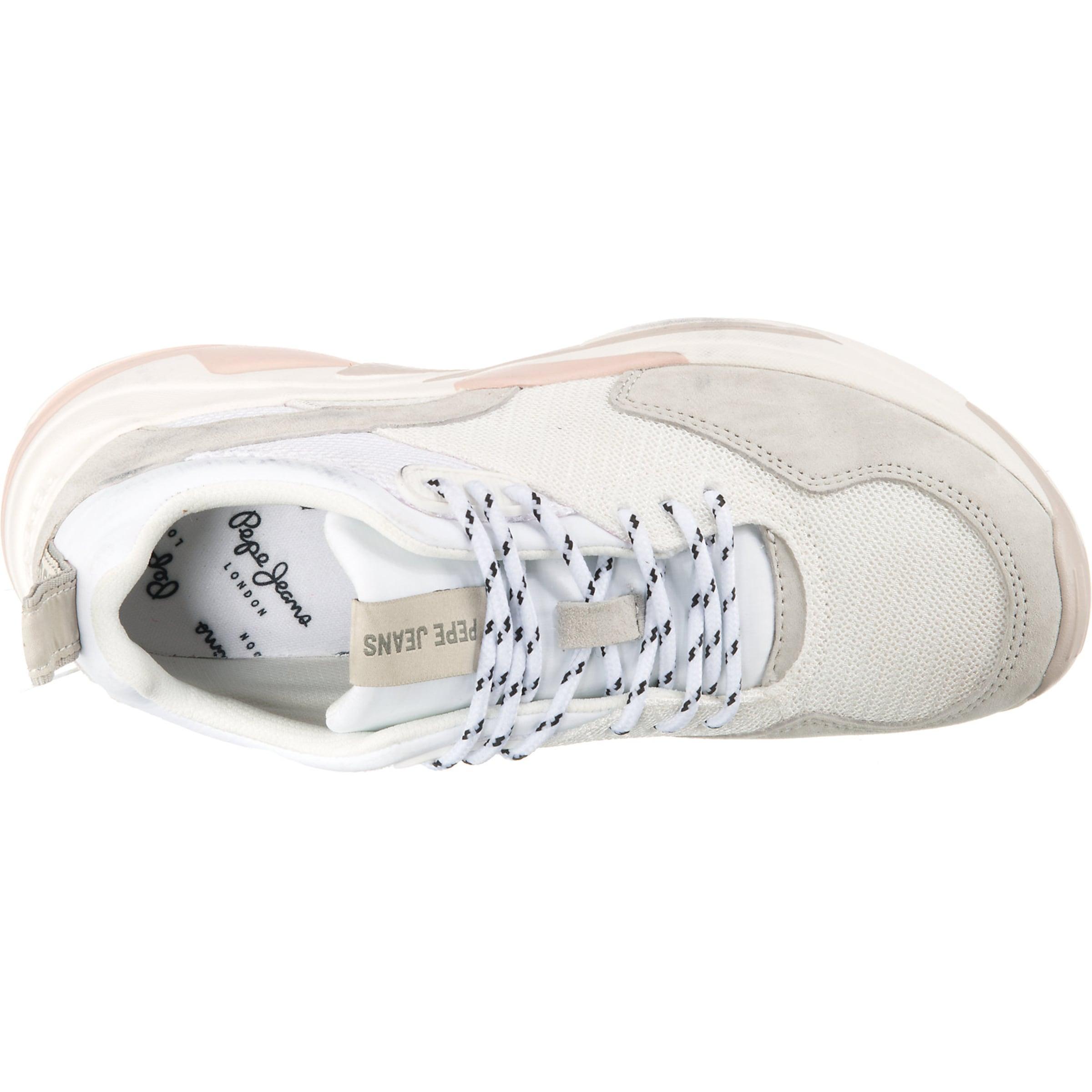 In Jeans 'sinyu Sneaker Pepe HellbeigeHellpink Snow' Weiß 1cKJu3TlF