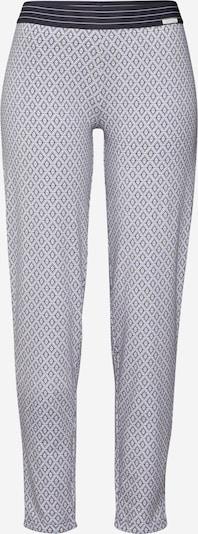Skiny Pyjamabroek 'Soul Sleep' in de kleur Grijs / Wit, Productweergave