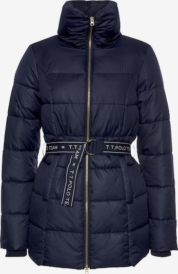 Tom Tailor Polo Team Jacke in navy, Produktansicht