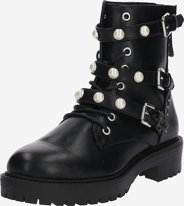 BULLBOXER Boots in Black