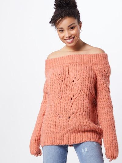 ABOUT YOU Pullover 'Hetty' in pfirsich, Modelansicht