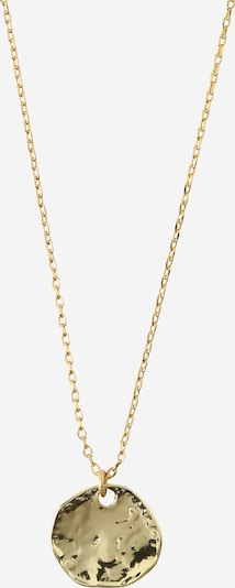 Orelia Ketting 'Mini Coin Ditsy Necklace' in de kleur Goud, Productweergave