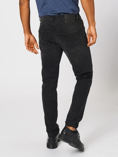 LTB Jeans 'SERVANDO X D' in de kleur Black denim: Achteraanzicht