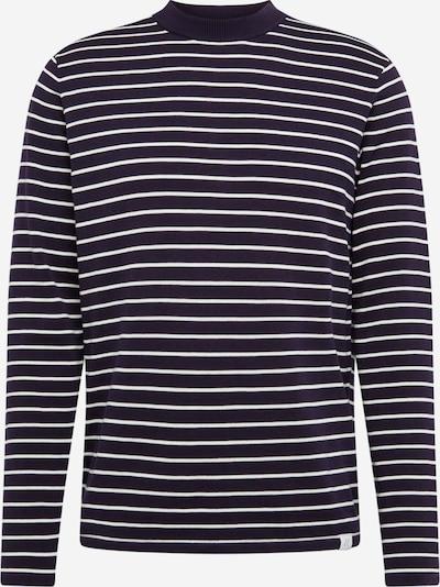 Tricou NOWADAYS pe albastru noapte, Vizualizare produs