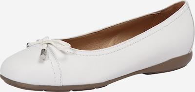 GEOX Ballerina 'Annytah' in weiß, Produktansicht
