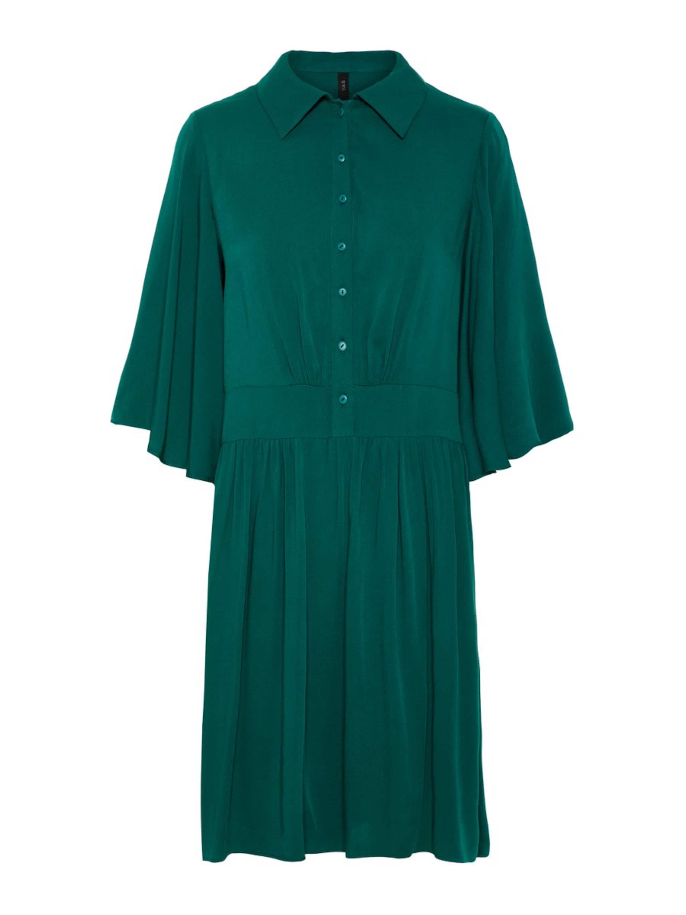 chemise Robe Foncé Vert s Y En a cJKl1F