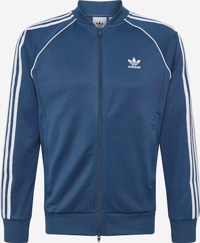 ADIDAS ORIGINALS Tussenjas 'SST TT' in de kleur Blauw, Productweergave