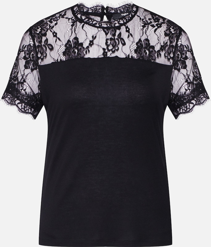 Tigha Shirt 'ISALIE' in schwarz  Große Preissenkung