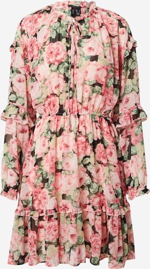 VERO MODA Särkkleit 'CLEO' mururoheline / roosa / must: Eestvaade