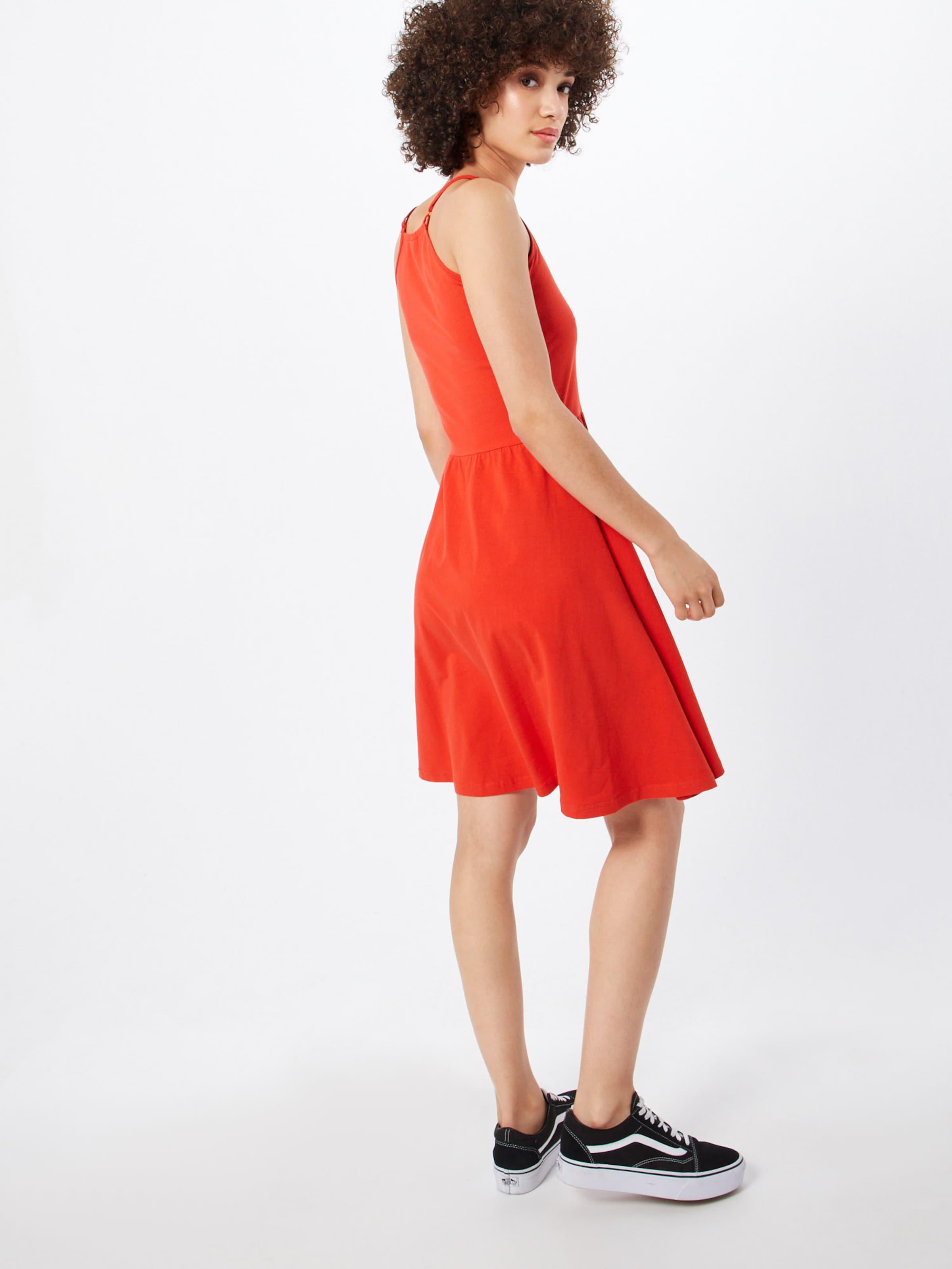 Classics Kleid Kleid In Urban In Orangerot Urban Classics DH29EIYW