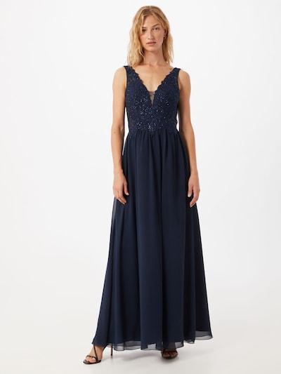 Laona Kleid 'Evening' in nachtblau, Modelansicht