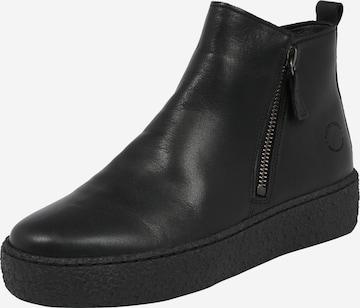 Ca'Shott Boots in Schwarz