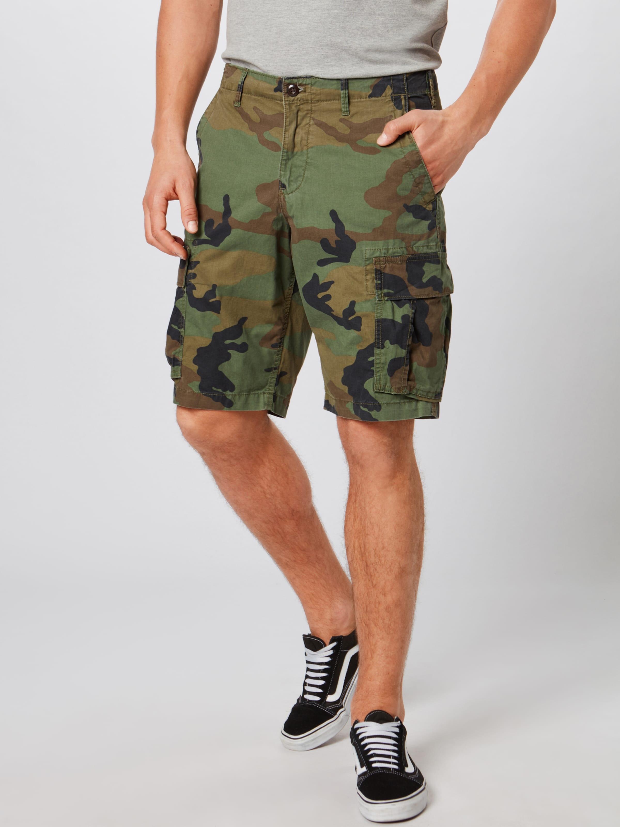 Cargo Foncé Vert Gap En Pantalon 3AR54qLj