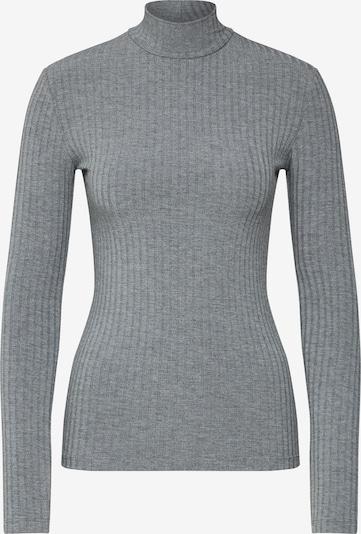 EDITED Shirt 'Manon' in de kleur Grijs / Grijs gemêleerd, Productweergave