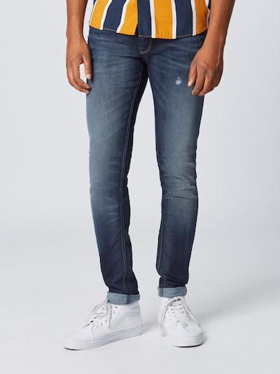 JACK & JONES Jeans 'JJILIAM JJORIGINAL JOS 650 50SPS NOOS' in blue denim, Modelansicht