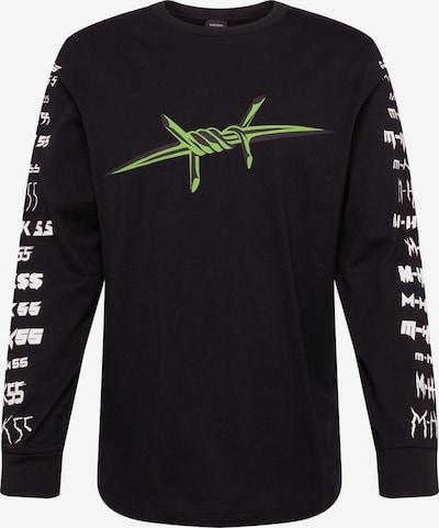 DIESEL Koszulka w kolorze czarnym, Podgląd produktu