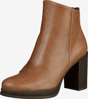GADEA Ankle Boots in Brown