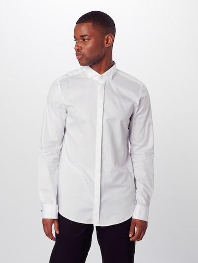 Dalykinio stiliaus marškiniai 'Pauly' iš JOOP! , spalva - balta: Vaizdas iš priekio