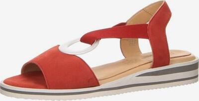 LURCHI Sandalen in rot, Produktansicht