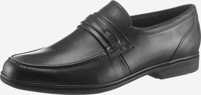 LLOYD Slipper 'Robin' in schwarz, Produktansicht