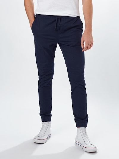 Pantaloni !Solid di colore blu, Visualizzazione modelli