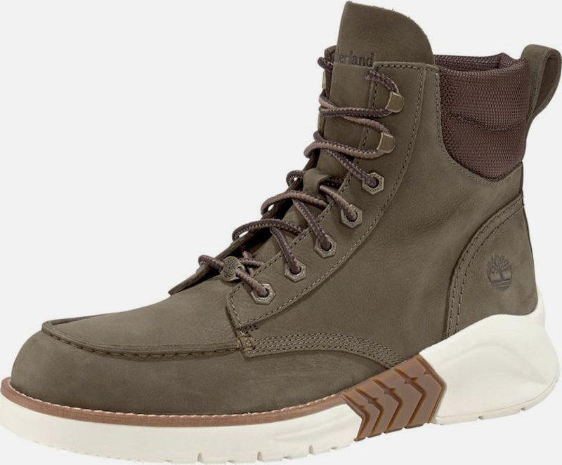 TIMBERLAND Bootsschuh 'MTCR Moc Toe' in khaki, Produktansicht