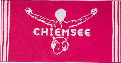 rózsaszín CHIEMSEE Törölköző, Termék nézet