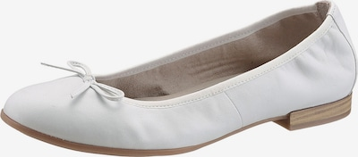 TAMARIS Baleríny - biela, Produkt