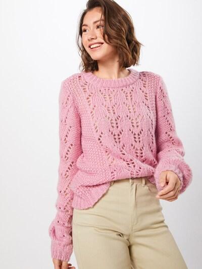 Desires Pullover 'Brenda 1' in rosa, Modelansicht