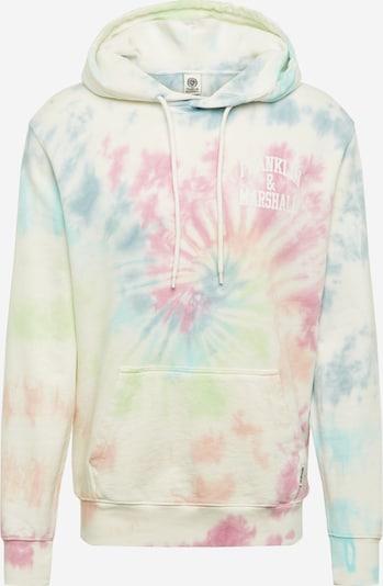 FRANKLIN & MARSHALL Sweatshirt in blau / mischfarben, Produktansicht