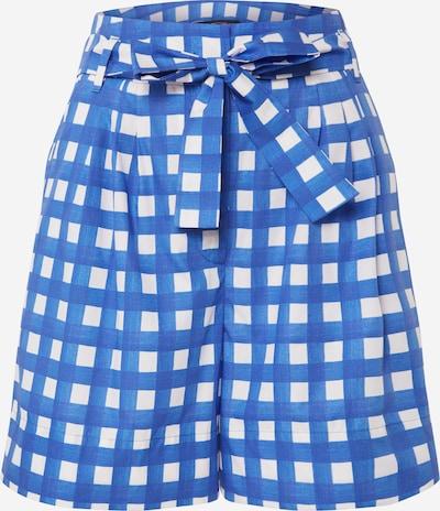 Weekend Max Mara Spodnie 'DRY' w kolorze niebieski / białym, Podgląd produktu