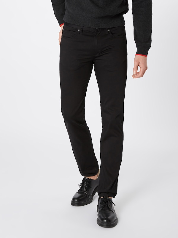 HUGO Slim-Fit-Jeans '708' in schwarz denim  Markenkleidung Markenkleidung Markenkleidung für Männer und Frauen 2adb05