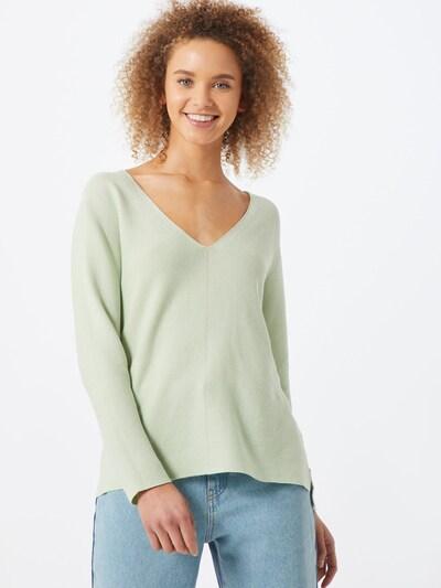 Rich & Royal Pullover in mint, Modelansicht