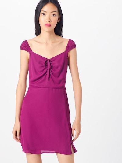 Suknelė 'ALEX' iš Fashion Union , spalva - spanguolių spalva: Vaizdas iš priekio