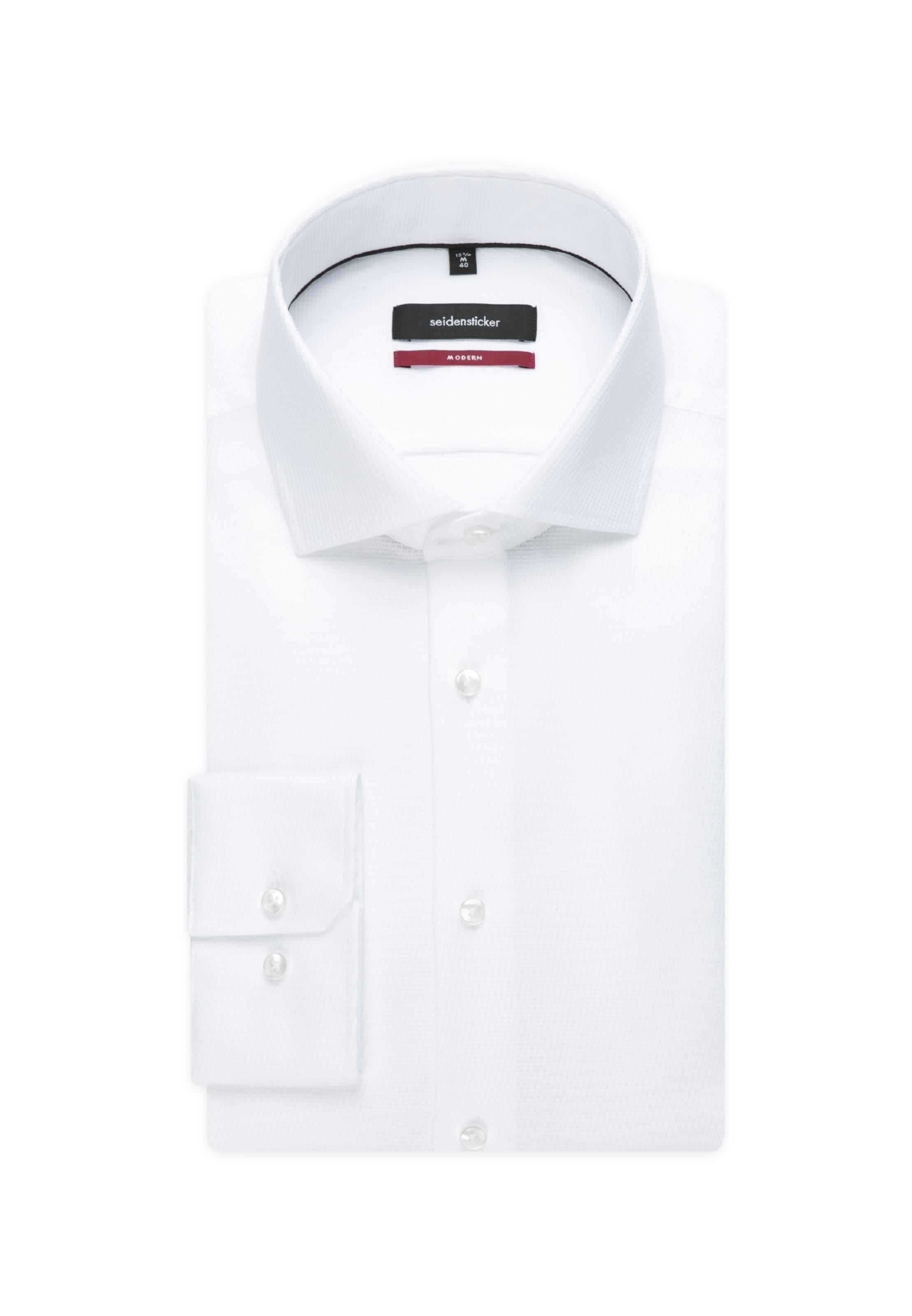 Hemd Business In Seidensticker Modern Weiß ' ymN8nOP0vw