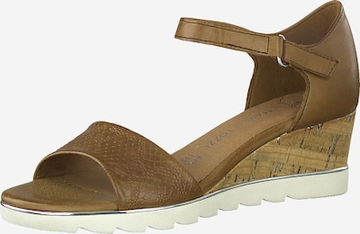 MARCO TOZZI Sandale in braun, Produktansicht