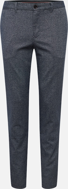 TOMMY HILFIGER Chino in de kleur Donkerblauw, Productweergave