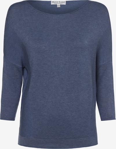 Marie Lund Pullover in blau, Produktansicht