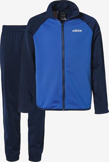 ADIDAS PERFORMANCE Trainingsanzug 'Entry' in blau / navy, Produktansicht