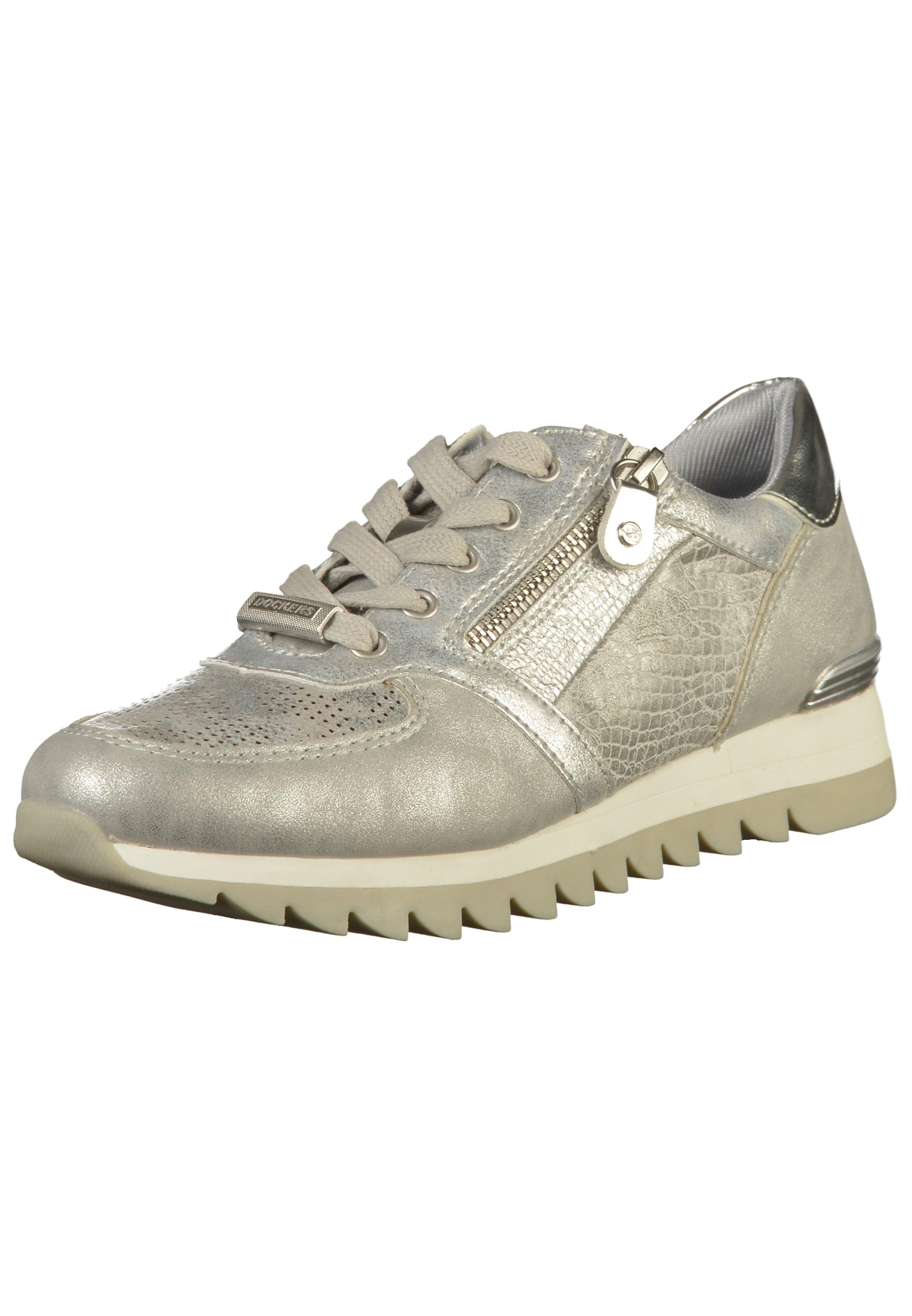 Dockers by Gerli Sneaker Verschleißfeste billige Schuhe