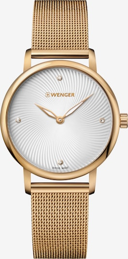 WENGER Uhr 'Urban Donnissima' in gold, Produktansicht