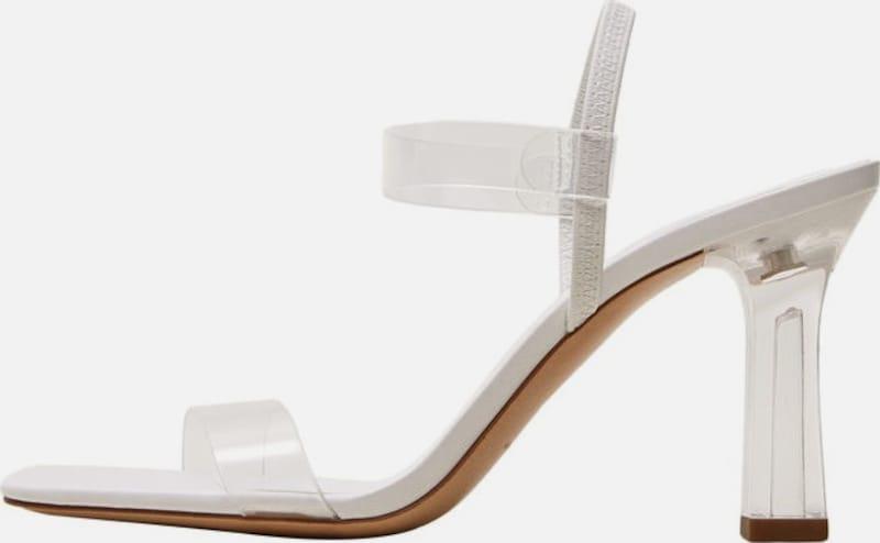 MANGO Sandaletten 'Dolly sonstiges Material, Polyurethan Verkaufen Sie saisonale Aktionen