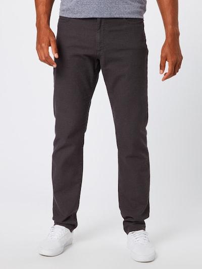 Kelnės 'cadiz' iš BRAX , spalva - tamsiai pilka: Vaizdas iš priekio