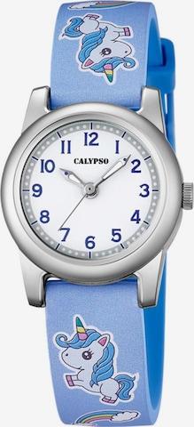 CALYPSO WATCHES Quarzuhr 'Junior Collection' in Blau
